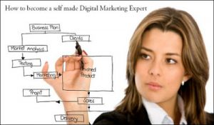 How to Become a Self Made Digital Marketing Expert
