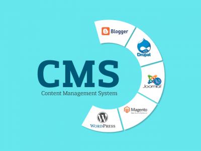 Content Management System (Website Design)